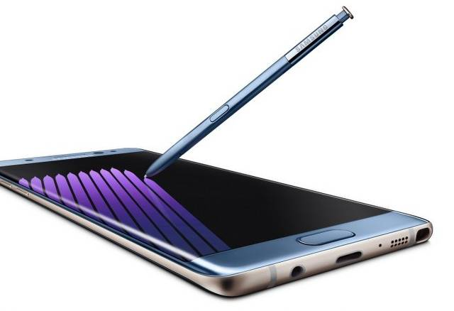 Samsung Galaxy Note 7 inceleme