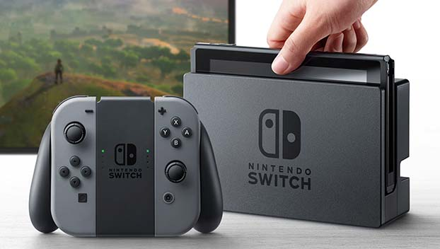 Nintendo Switch Oyun Konsolu