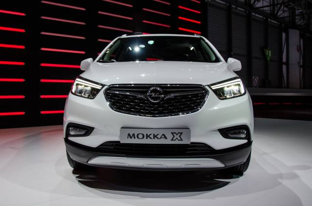 Opel Mokka X Ön Led Matrix Farlar