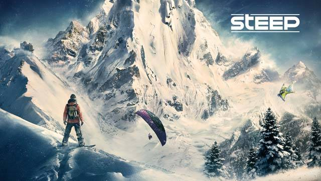 Ubisoft Steep Gopro Hero 4
