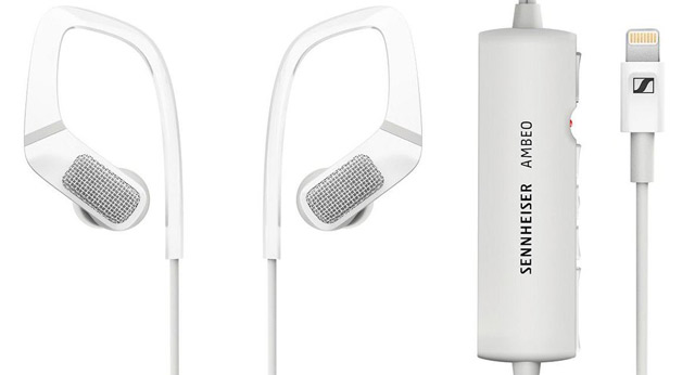 Sennheiser Ambeo Smart Surround 3d Ses Kaydi